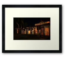 Our Past Framed Print