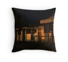 Our Past Throw Pillow