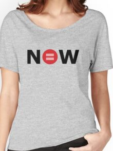 Equal Love Now Women's Relaxed Fit T-Shirt