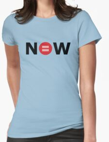 Equal Love Now Womens Fitted T-Shirt
