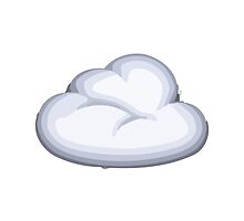Cloud Apple / WhatsApp Emoji by emoji
