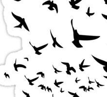The Birds Sticker