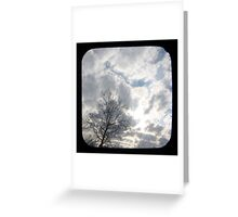 Clouds TTV Greeting Card