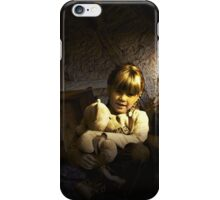 the Hiding Place iPhone Case/Skin
