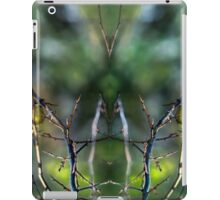 Mirrored Tit iPad Case/Skin