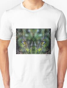 Mirrored Tit Unisex T-Shirt