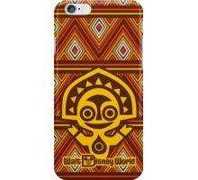 Polynesian Tiki  iPhone Case/Skin