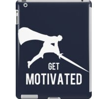 Get Motivated iPad Case/Skin