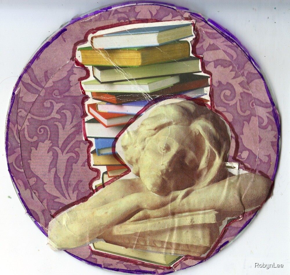 So Many Books,So Little Time.. by RobynLee