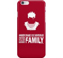 Gohan - Family iPhone Case/Skin