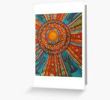 Sun Is Shining Greeting Card