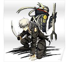 Persona 4 Nakamura Yu Poster