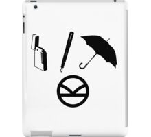 Kingsman: Equipment iPad Case/Skin