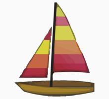 Sailboat Apple / WhatsApp Emoji Kids Clothes
