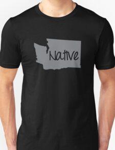 Washington Native WA Pride T-Shirt
