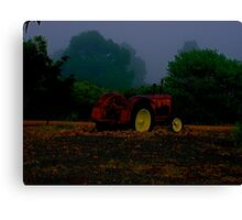 Massey Harris Canvas Print