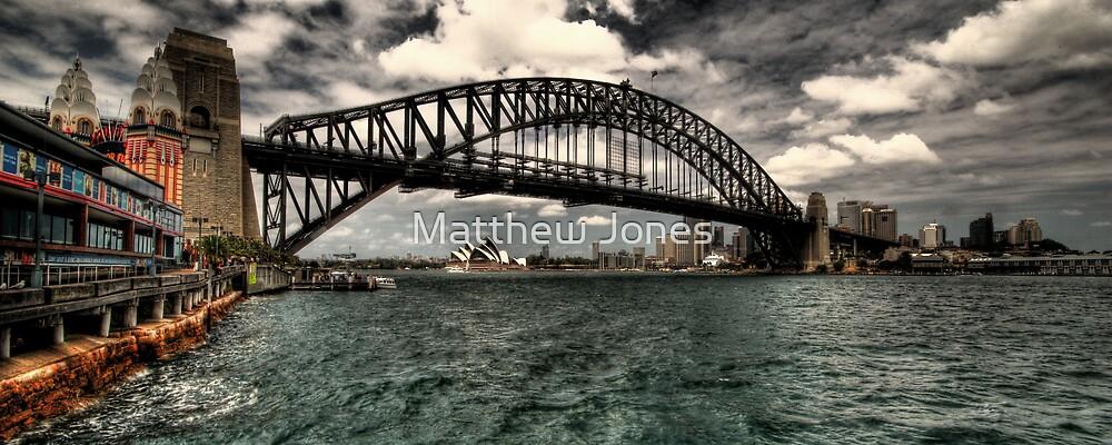 Sydney Harbour Bridge by Matthew Jones