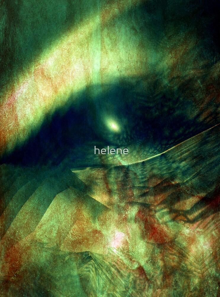 The watcher by helene