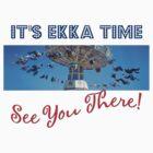 It's EKKA Time by Paul Bell