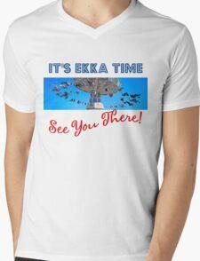 It's EKKA Time Mens V-Neck T-Shirt