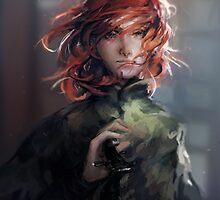 Kvothe by Camila Vielmond