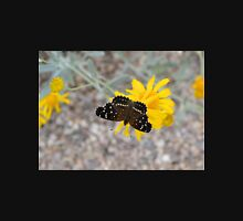 Tiny Black Butterfly Unisex T-Shirt