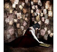 Blind Love Photographic Print