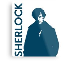Sherlock - Self Explanatory  Metal Print