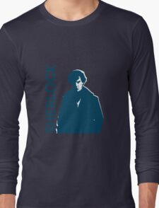 Sherlock - Self Explanatory  Long Sleeve T-Shirt