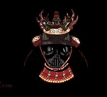 Darth Samurai  by Itsaliveanimate