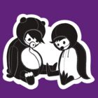 Bear and Penguin by lisamax