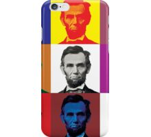 Don't Call Me Abe iPhone Case/Skin