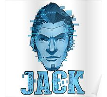 Handsome Jack - Hologram Poster
