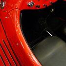 Jaguar SS Cockpit by ragman