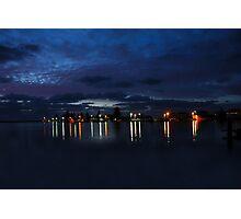 Port Albert Photographic Print
