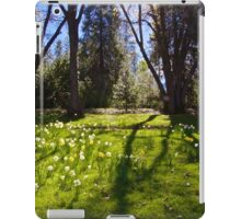 Shadows of Spring iPad Case/Skin
