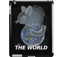 Only the World iPad Case/Skin