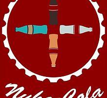 Nuka-Cola by Gevork Sherbetchyan