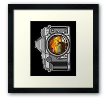 Wildlife Snapshot Framed Print