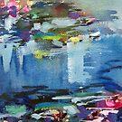 After Mr Monet by Jean Cowan