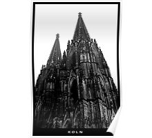 Koln, Germany, Cologne Cathedral Poster