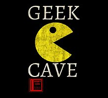 Geek Cave - Mark I by GrimmJack
