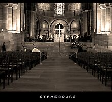 Strasbourg, France by lukelorimer