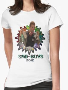 yung lean sadboys hoodie Womens Fitted T-Shirt