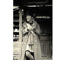 Tolka Man Photographic Print