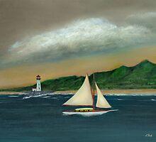 Homeward by Gordon  Beck