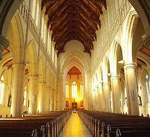 Sacred Heart Cathedral ~ Bendigo by Clive