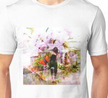 happy happy joy joy Unisex T-Shirt