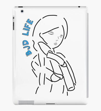 BJD Life iPad Case/Skin