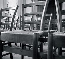 Chapel Chairs by dbarden